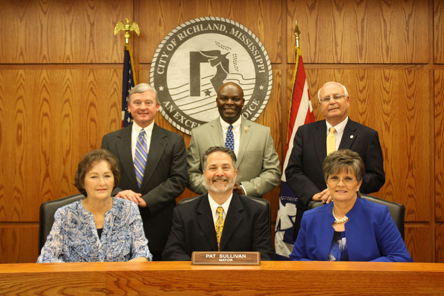 Board of Alderman