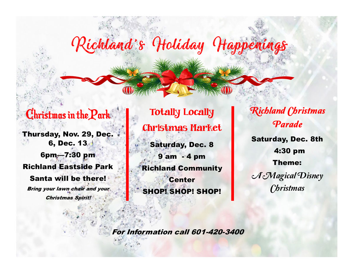 Richland's Holiday Happenings